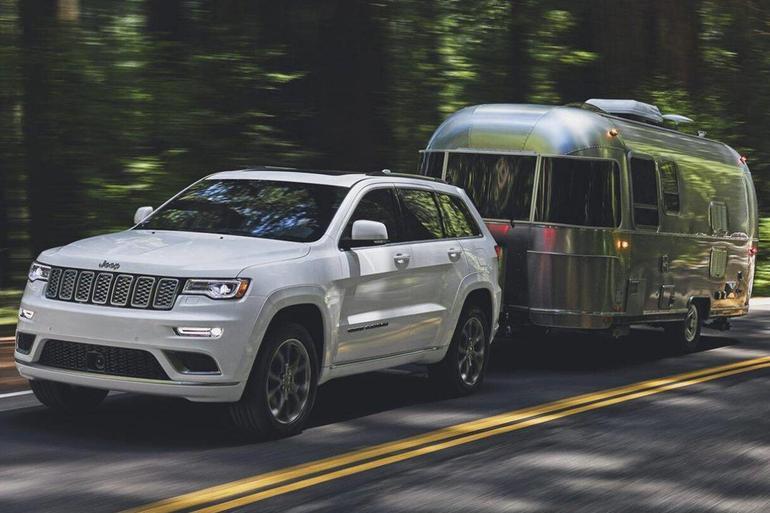 2020款Jeep大切诺基上市 售价52.99万起/标配空气悬架