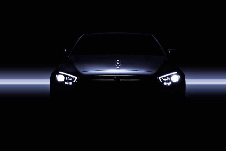 日内瓦车展取消 中期改款奔驰E级官图提前曝光
