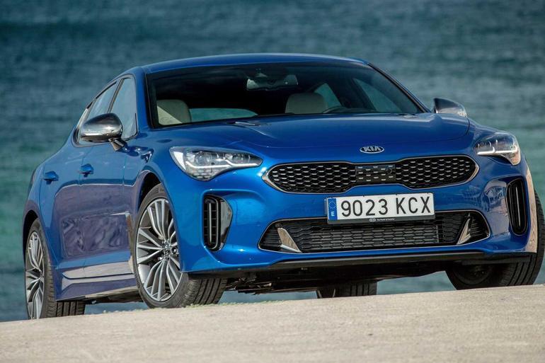 起亚Stinger推出特别版车型 约29.3万起售