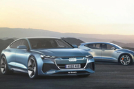 奥迪纯电旗舰轿车或命名A9 e-tron 2024年发布