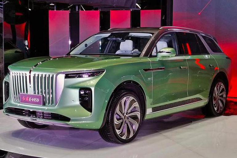 红旗将打造4款全新SUV 旗舰车型尺寸媲美宝马X7