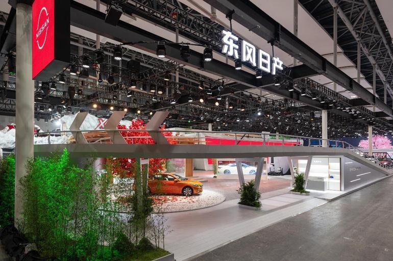 """2020广州车展:东风日产发布全新动力 加速""""日产智行""""在动力领域的落地"""