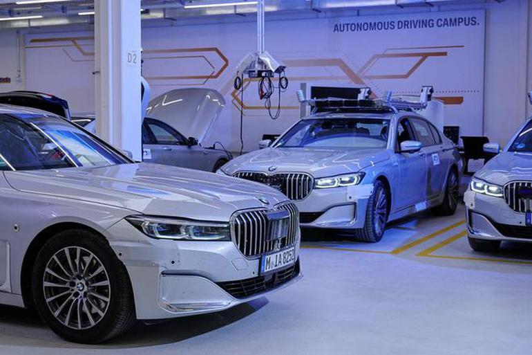 提供领先出行体验 体验BMW自动驾驶辅助系统Pro