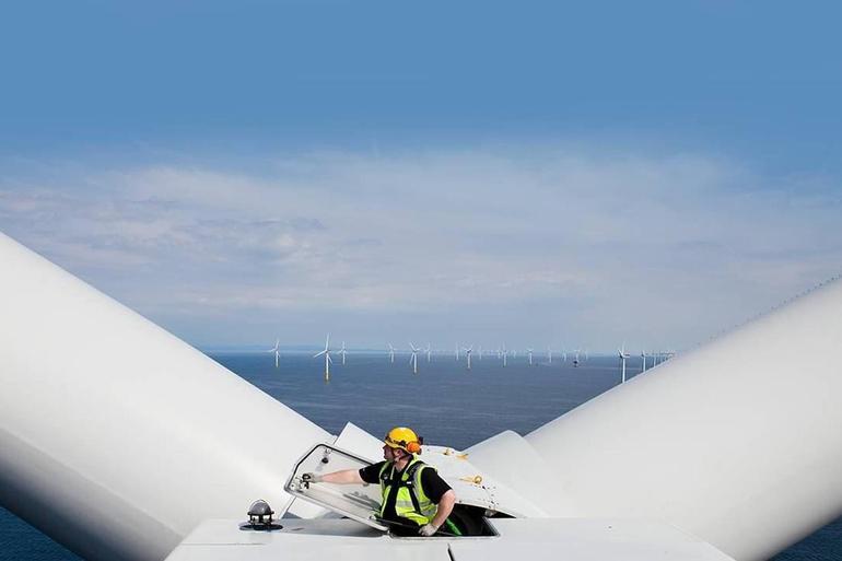 西门子研发用于电解水制氢的海上风力涡轮机 2025年投入商用
