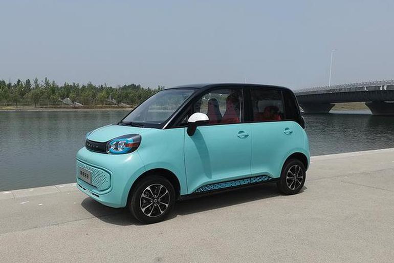 朋克汽车第二款车型——朋克多多 将于本月内下线