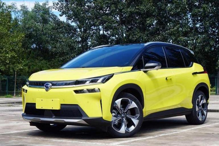 广汽埃安AION V将推磷酸铁锂版车型 NEDC综合工况续航500公里