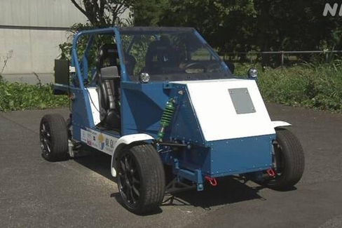 东京大学公路充电系统研发最新进展