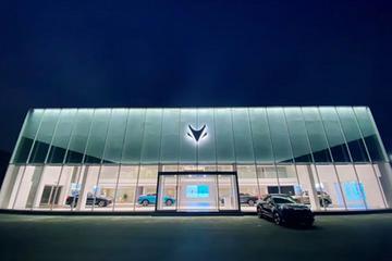极狐汽车:已完成60家网点建设 年底将开业100家网点