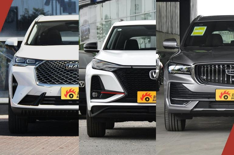 自主品牌车型油耗就高? 不,这几款自主SUV比合资还低!