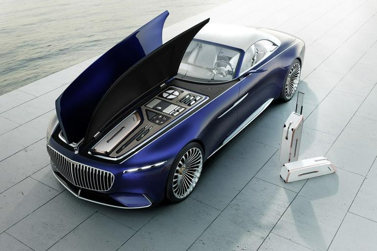 极具吸引力 梅赛德斯-AMG或打造电动敞篷跑车