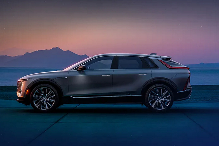 凯迪拉克智能纯电汽车 LYRIQ 将进入试验认证新阶段 预计年内开启预售