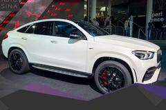 2019法兰克福车展 全新一代GLE 53 Coupe静态解析