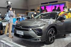 2021重庆车展:凡尔赛鼻祖又出新玩法 雪铁龙C5 X
