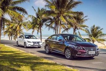 行驶性能媲美合资 海岛试驾长安全新中型车睿骋CC