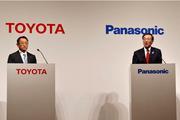 丰田松下联合开发电动车电池