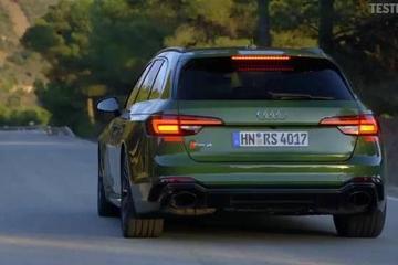 视频:2018款奥迪RS4 Avant