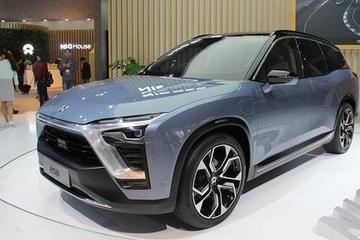 """蔚来ES8将推""""创始版""""车型 指导售价约为50万元"""