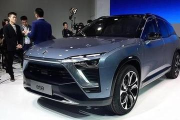 蔚来首款SUV车型强势登场,车身长度5米左右,颜值帅到无可挑剔