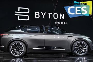 CES2018:国外大佬创立的自主品牌电动车