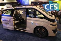 CES2018:汽车界的阿法狗,自我提升太吓人!