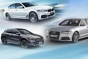 中国豪华车市排行榜