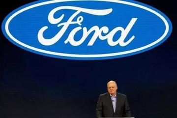 福特加大电动汽车投资规模:2022年达到110亿美元