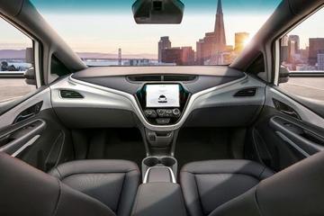 没有方向盘!通用发布自动驾驶车辆