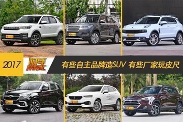 视频:有些自主品牌造SUV  有些厂家玩皮尺