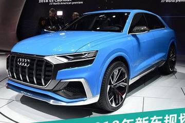 德系6品牌推45款新车 多款重磅SUV让对手心惊