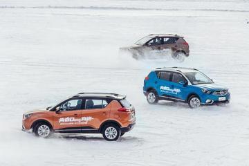 不断挑战自我升级 海马S5青春版冰雪体验