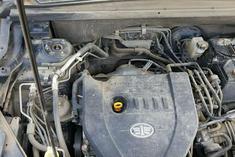奔腾X80变速箱漏油