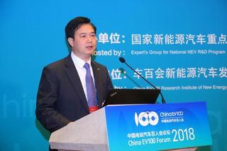 古惠南:智能网联+电动是未来汽车的黄金组合