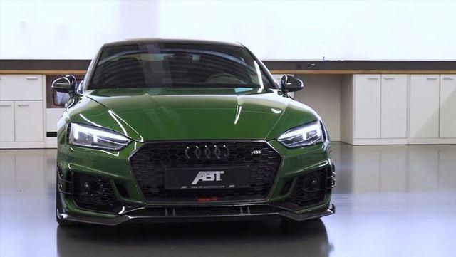 视频:ABT RS5-R 日内瓦首发