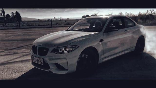 视频:M Power 宝马疯狂漂移大片! BMW M2