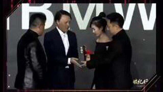 视频:年度中大型车奖 华晨宝马 全新BMW 5系