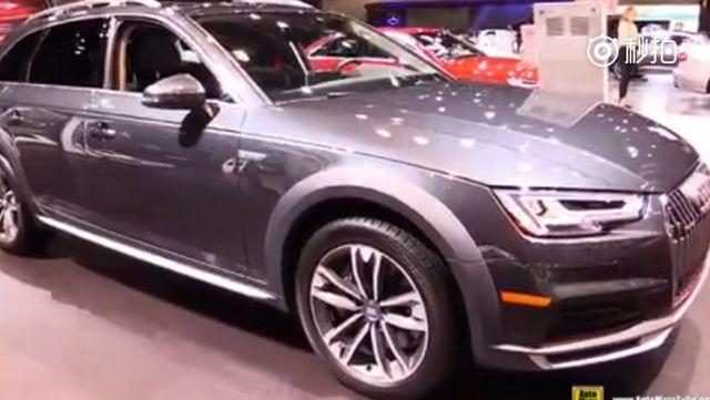 视频: 显实用与逼格并存 全新奥迪A4 Allroad