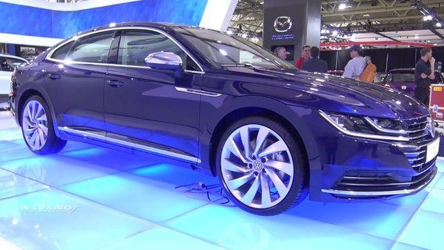 视频:大众有史以来颜值最高的轿跑车arteon