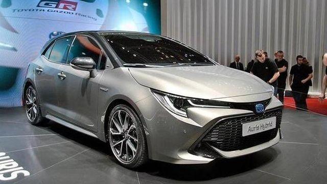 丰田Auris注重细节,更加环保