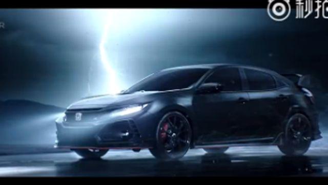 视频:纽北最速前驱车,新一代本田思域Type R