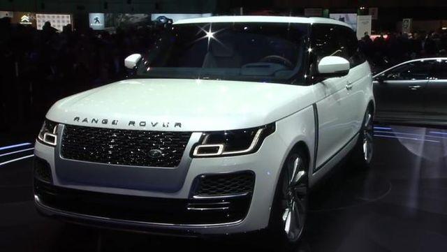 双门路虎揽胜发布会 详解 - Range Rover Coupe