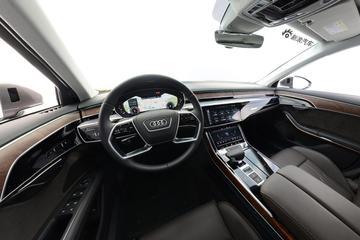 全景看车|全新一代奥迪A8L 科技的引领全靠它