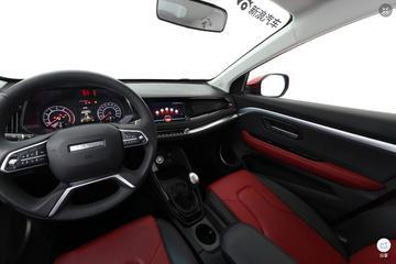 2018款哈弗H2s 1.5T手动舒适型 红标