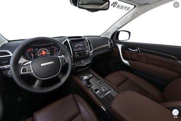 2017款哈弗H9 2.0T自动汽油尊享型5座