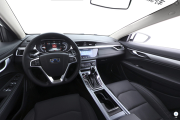 2018款吉利帝豪1.5L自动尊贵型