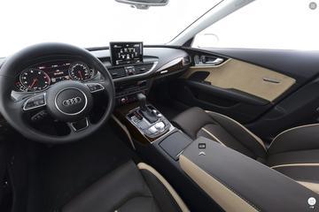 2018款奥迪A7 3.0T quattro动感型