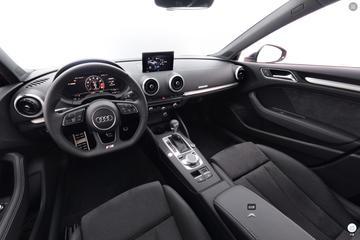 2017款奥迪S3改款2.0T自动 Limousine