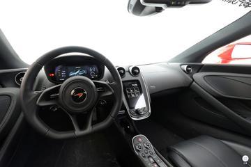 2015款迈凯伦540C 3.8T自动Coupe