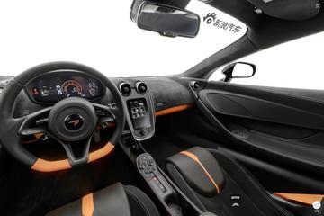2015款迈凯伦570S 3.8T自动Coupe