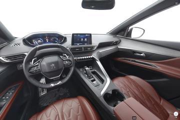 2018款标致4008 1.8T自动豪华GT版380THP