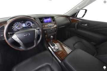 2016款英菲尼迪QX80 5.6L 4WD